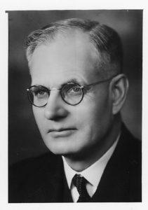 John Curtin's portrait